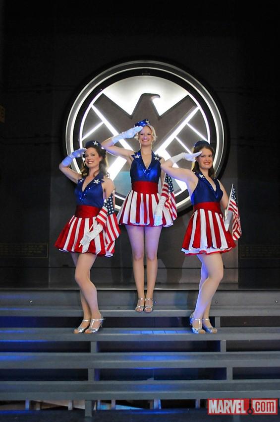 Captain America - The First Avenger: