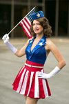 Kay Dee Collection Costumes - Captain America USO Dancing ...