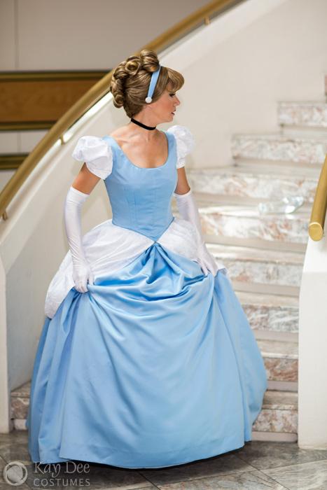 Happily grim disney dress tutorials for not so grownups cinderella ball gown tutorial from kay dee solutioingenieria Images