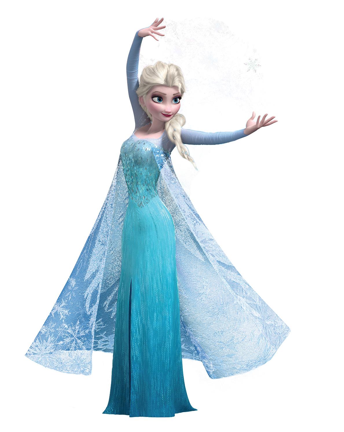 Elsa Frozen Ice Dress