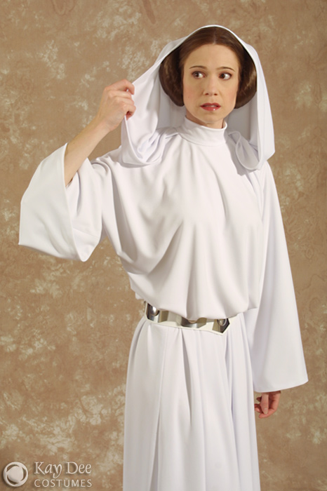 Kay dee collection costumes star wars princess leia costume princess leia princess leia costume solutioingenieria Image collections