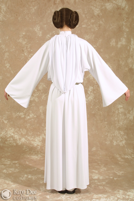Princess Leia Princess Leia Costume Princess Leia Costume & Kay Dee Collection Costumes - Star Wars Princess Leia Costume