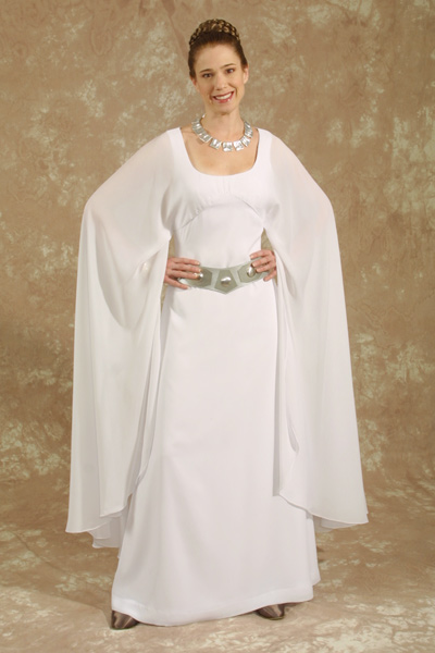 kay dee collection costumes star wars princess leia. Black Bedroom Furniture Sets. Home Design Ideas