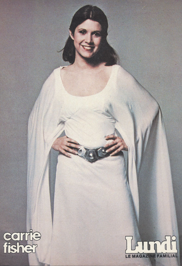 Kay Dee Collection & Costumes - Star Wars Princess Leia Ceremonial ...