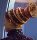 Padme Amidala headdress